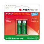 Battery Micro Aaa (132-803944)                                                                       Ready-to-Use Accu 950 mAh AAA