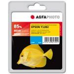 Inkjet Cartridge Cyan (apet128cd)                                                                    6,5ml 85% extra life incl. chip