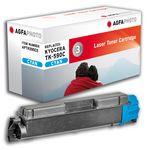 Compatible Toner Cartridge - Cyan - 5000 Pages (tk-590c) 5000pages