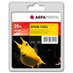 Compatible Inkjet Cartridge - Black - 585 Pages (apet163bd) 585pages