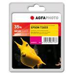 Compatible Inkjet Cartridge - Magenta - 495 Pages (apet163md) 495pages