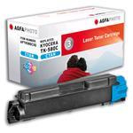 Compatible Toner Cartridge - Cyan - 5600 Pages (aptk580cxe) TK580C 5600pages XL