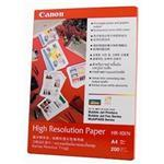 High Resolution Paper Inkjet Hr-101 110g/m2 A4 200-sheets 10-pack                                    1033A001 200sheets 106gr