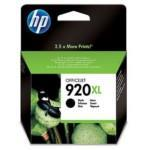 Ink Cartridge - No 920xl - 1.2k Pages - Black HP920XL 49ml l1200pages high capacity