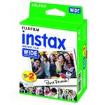 Instax Wide Instant Film (twin Pack - 2x 10)                                                         16385995 instant film 2x10sheets