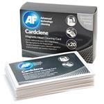 Cleaning Card (20) Cardclene For Magnetic Heads Cardclene for magnetic heads